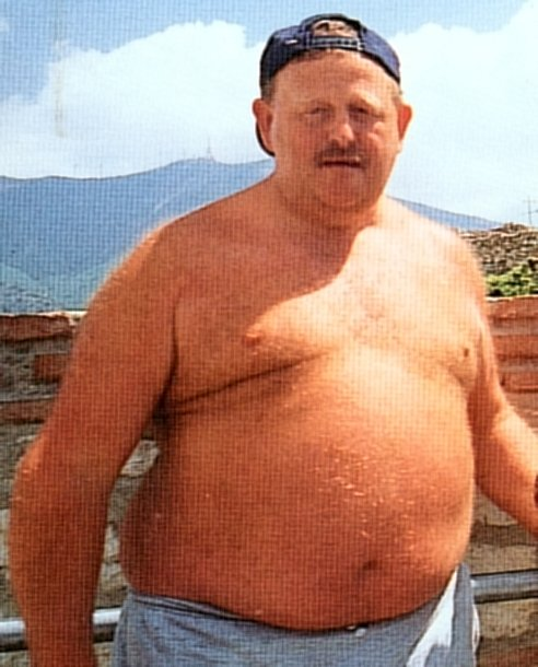 Fat Obese Man 98